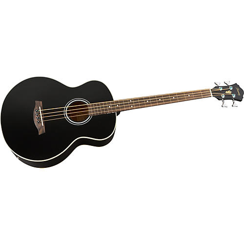 Ibanez AEB5FE Fretless-Acoustic Electric Bass-thumbnail