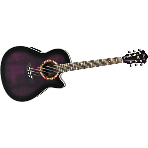 Ibanez AEF18E Acoustic-Electric Guitar with Onboard Tuner-thumbnail