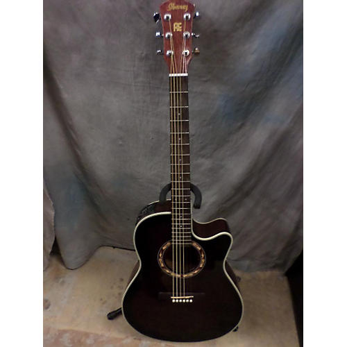 Ibanez AEF18E Acoustic Electric Guitar-thumbnail