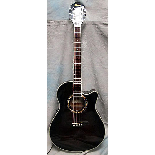 Ibanez AEF18E Acoustic Electric Guitar-thumbnail