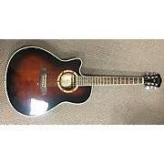 Ibanez AEF18E Left Handed Acoustic Electric Guitar