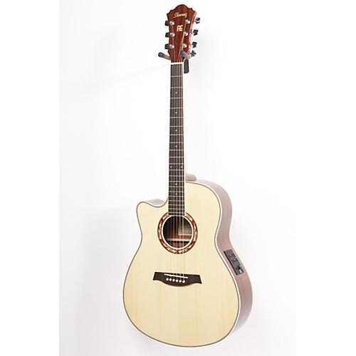 Ibanez AEF18LE Left-Handed Acoustic-Electric Guitar-thumbnail