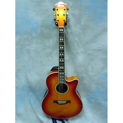 Ibanez AEF30-OS-OP-04 Acoustic Electric Guitar