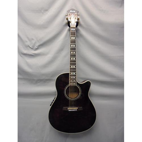 Ibanez AEF37E Acoustic Electric Guitar-thumbnail