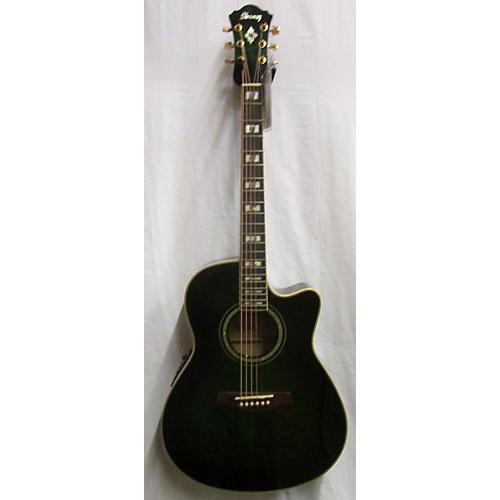 Ibanez AEF37E Acoustic Electric Guitar-thumbnail