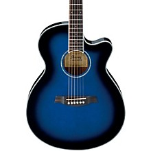 Ibanez AEG10II Cutaway Acoustic-Electric Guitar