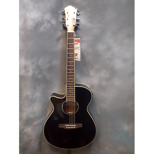 used ibanez aeg10ii left handed acoustic electric guitar guitar center. Black Bedroom Furniture Sets. Home Design Ideas