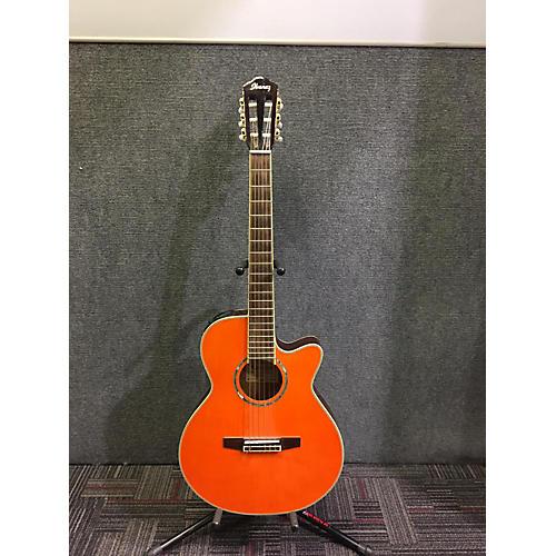 Ibanez Aeg 10ne : used ibanez aeg10ne classical acoustic electric guitar guitar center ~ Vivirlamusica.com Haus und Dekorationen