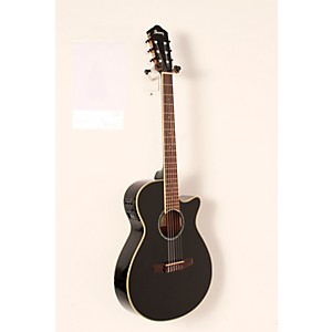Ibanez AEG10NII Nylon String Cutaway Acoustic-Electric Guitar by Ibanez