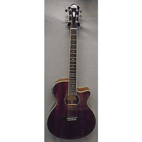 Ibanez AEG1211 Acoustic Electric Guitar-thumbnail