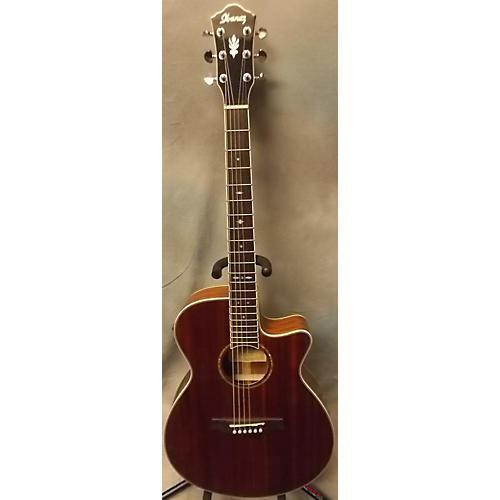 Ibanez AEG12II NMH 3R 02 Acoustic Electric Guitar