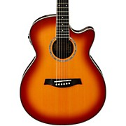 Ibanez AEG18II Cutaway Acoustic Electric Guitar