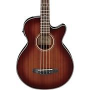 Ibanez AEGB14E Acoustic-Electric Bass Guitar