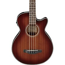 Ibanez AEGB14E Acoustic-Electric Bass Guitar