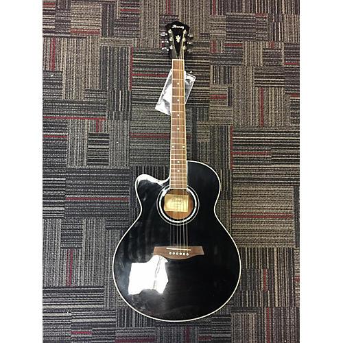 Ibanez AEL10LEBK LEFT HANDED Acoustic Electric Guitar