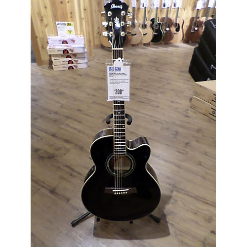 Ibanez AEL20E Acoustic Electric Guitar-thumbnail