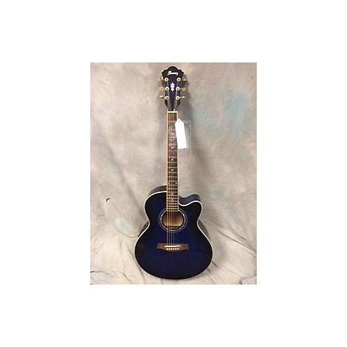 Ibanez AEL20E Acoustic Electric Guitar-thumbnail