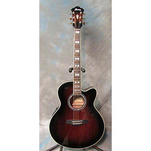 used ibanez ael30se acoustic electric guitar guitar center. Black Bedroom Furniture Sets. Home Design Ideas
