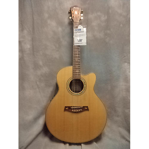 Ibanez AEL50SERLV1202 Acoustic Electric Guitar