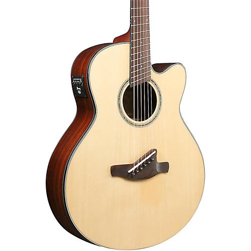 Ibanez AELFF10 AEL Fanned-Fret Acoustic-Electric Natural