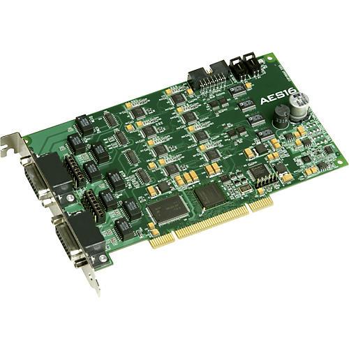 Lynx AES16-SRC PCI Card-thumbnail