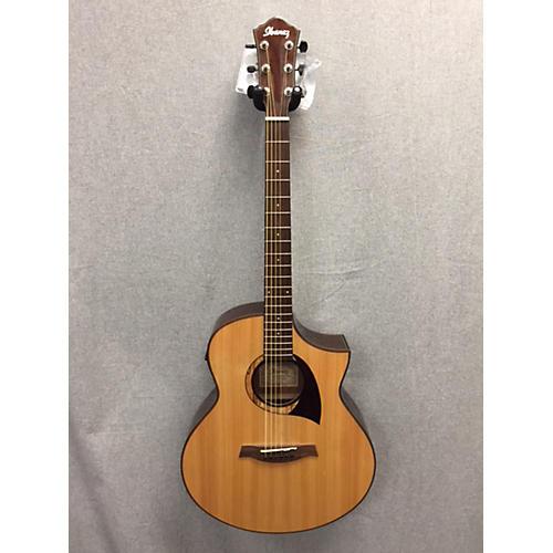 Ibanez AEW22CD-NT Acoustic Guitar-thumbnail