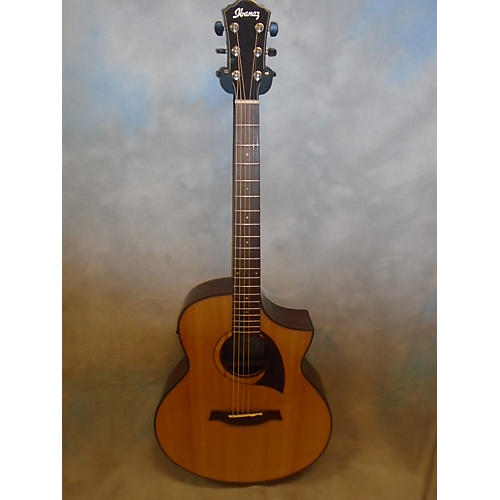 Ibanez AEW22CD-NT1201 Acoustic Electric Guitar-thumbnail