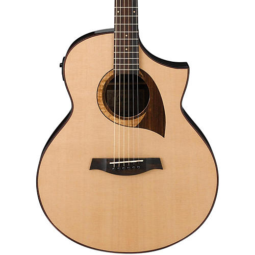 Ibanez AEW22CDNT Cordia Exotic Wood Acoustic-Electric Guitar-thumbnail