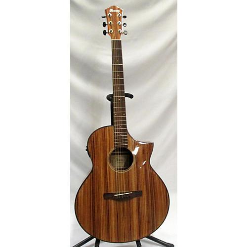 Ibanez AEW40ZW Acoustic Electric Guitar