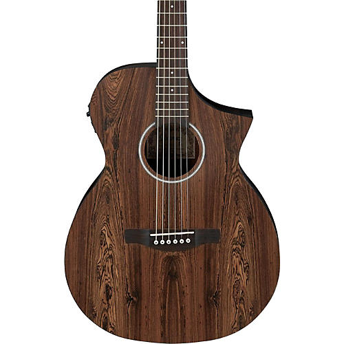 Ibanez AEWC31BC Bacote Exotic Wood Acoustic Electric Guitar