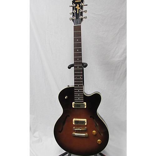 Yamaha AEX 520 Hollow Body Electric Guitar-thumbnail