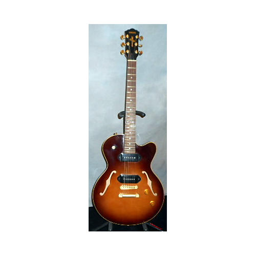 Yamaha AEX502 Hollow Body Electric Guitar-thumbnail
