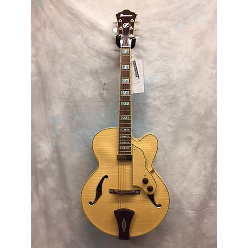 Ibanez AF105FNT Hollow Body Electric Guitar-thumbnail