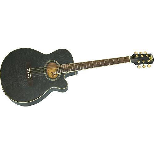 Rogue AF107 Series 2 Ash Top Acoustic-Electric Guitar