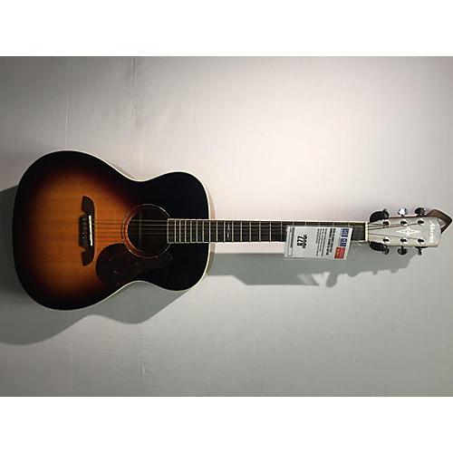 Alvarez AF60 Folk Acoustic Guitar-thumbnail