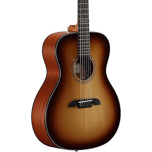 Alvarez AF60SHB Folk Acoustic Guitar-thumbnail