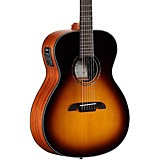 AF610ESB Folk Acoustic-Electric Guitar Sunburst
