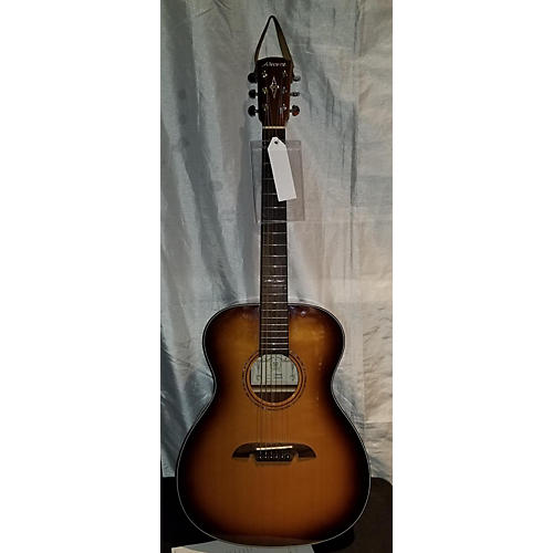 Alvarez AF610ESHB Acoustic Electric Guitar