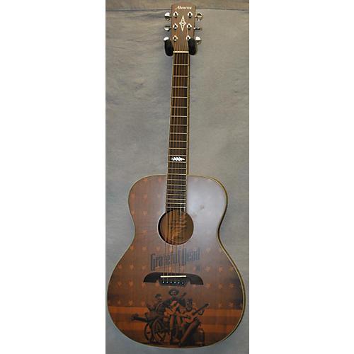 Alvarez AF65GD FLAG Acoustic Guitar-thumbnail