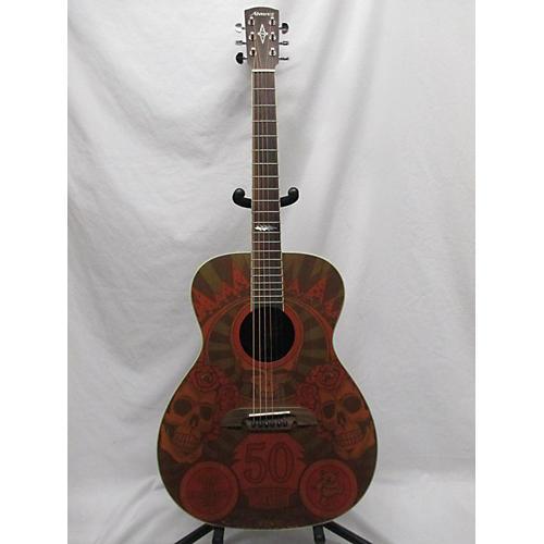 Alvarez AF65GDM Acoustic Guitar-thumbnail