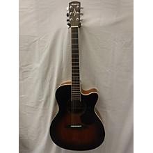 Alvarez AF66CE Artist Series OM Folk Acoustic Electric Guitar