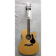 Alvarez AF70 Folk Acoustic Electric Guitar