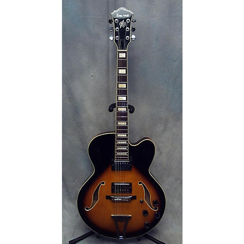 used ibanez af75 hollow body electric guitar guitar center. Black Bedroom Furniture Sets. Home Design Ideas