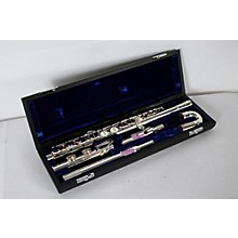 Wm. S Haynes Amadeus AF760 Alto Flute Level 2 Straight and Curved Sterling Silver Headjoints 190839082466
