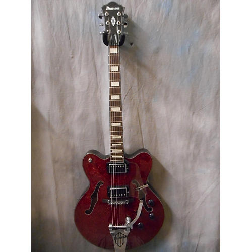 Ibanez AFD75T Hollow Body Electric Guitar-thumbnail