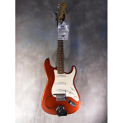 Squier AFFINITY STRATOCASTER W/ ROLAND GK3 PICKUP Solid Body Electric Guitar