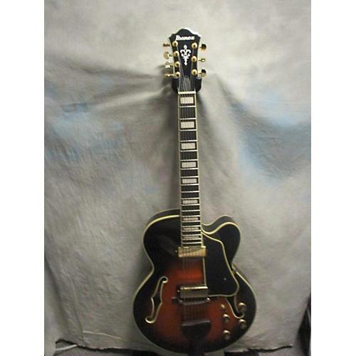 Ibanez AFJ957 7 String Hollow Body Electric Guitar-thumbnail