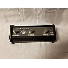 Ampeg AFP3 Footswitch Footswitch