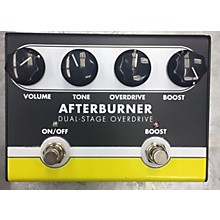 Jet City Amplification AFTERBURNER DUAL-STAGE OVERDRIVE Effect Pedal