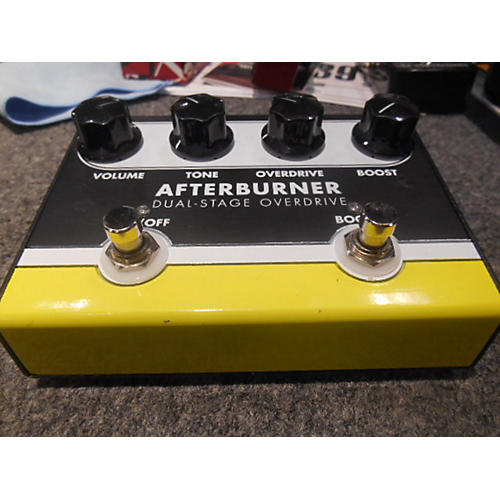 Jet City Amplification AFTERBURNER Effect Pedal-thumbnail